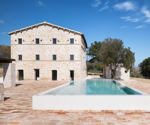 Casa Olivi by Markus Wespi and Jerome De Meuron