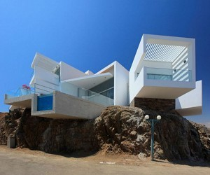 Casa Playa Las Lomas by Vertice Architects