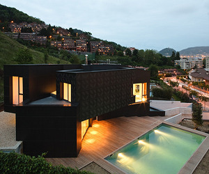 Casa Q in the North of Spain