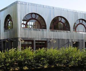 Casa Zinc in Uruguay
