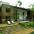 Arthur Casas' Amazonian jungle house