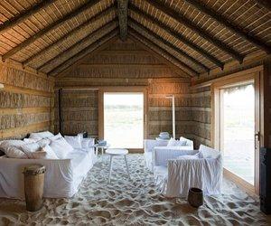 CasasNaAreia holiday cabin