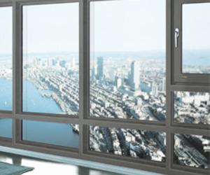 Casement Windows - LG Hausys, India