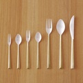 Cast Cutlery by Oji & Design