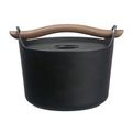 Cast Iron Pot by Timo Sarpaneva