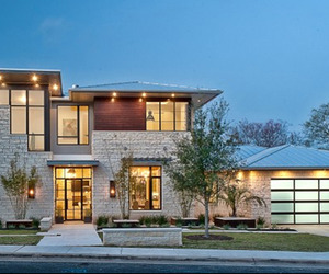 Cat Mountain Residence by Cornerstone Architects