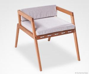 Catamara armchair by Guilherme Sass