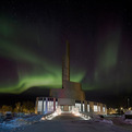 Cathedral of the Northern Lights in Alta by SHL