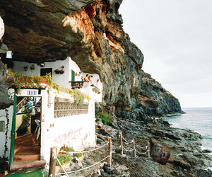 Cave Dwelling on the Canary Island of Tenerife