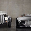 Celebrating 75 Years: The BMW 328 Hommage Concept