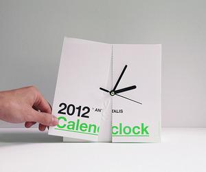 Calenclock by Ken Lo