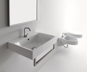 Cento Kerasan's New Bath Fixtures