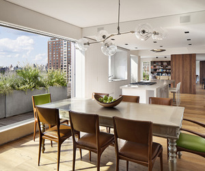 Central Park Penthouse by Robert Young Architects