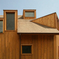 'Centrifugal Villa' in Southampton / USA by OBRA Architects