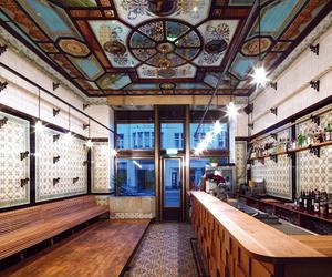 Century Old Butcher Shop turned cafe