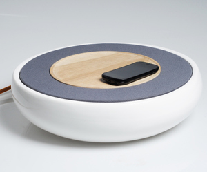 Ceramic Stereo by Victor Johansson