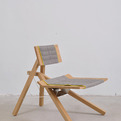 Chair 2011 by Lotty Lindeman and Wouter Scheublin