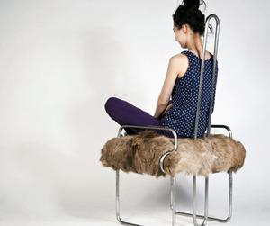 Chair Morceaux by Jiwon Choi