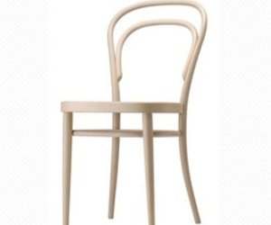 Chair No. 214 designed by Michael Thonet, 1859