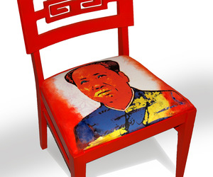 CHAIRman Mao by Omforme