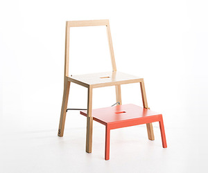 Chairway chair by Sjors van der Leest