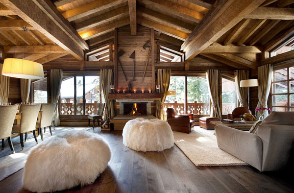 Chalet Gentianes Delectable Fairytale Cottage In France