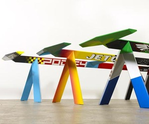 CHAMPIONS by Konstantin Grcic for Galerie Kreo