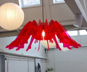Chandeliers Made from Everyday Products