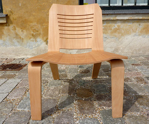 Channel Chair by Patricio D. Andrade