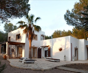 Charming Rustic Home on Formentera Spain