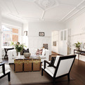 Charming Swedish apartment with lovely interiors