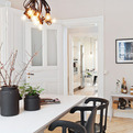 Charming Swedish Digs Boasts Unique Design Details