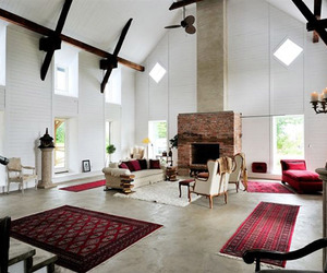 Charming Swedish Farmhouse with Sumptuous Interiors