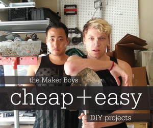 Cheap + Easy DIY Guidebook