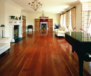 Cherry Hardwood Flooring by Ebony and Co
