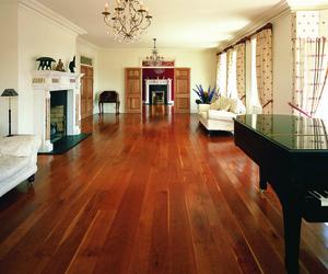 Cherry Hardwood Flooring by Ebony and Co