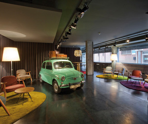 Chic & Basic Ramblas Hotel by Lagranja Design