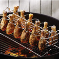 Chicken Leg Grilling Rack