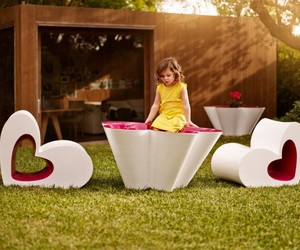 Children's Furniture | Agatha Ruiz de la Prada for VONDOM