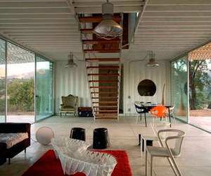 Chile Shipping Container Home