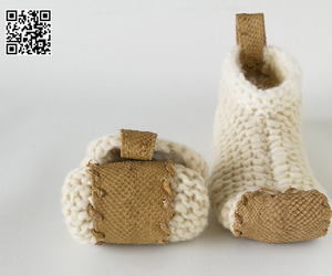 Chilote, Sustainable Wool House Shoes