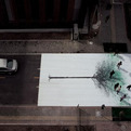 Chinese Pedestrian Paintings