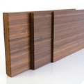 Chocolate Bamboo Panels from Kirei