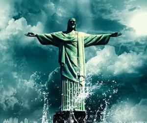 Christ Redeemer In Rio de Janeiro