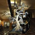 Christian Dior Designed Christmas Tree