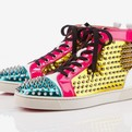 Christian Louboutin Holiday 2011 Louis Spikes