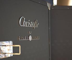 Christofle Shines on Madison