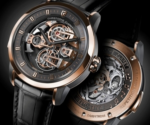 Christophe Claret The Soprano Timepiece