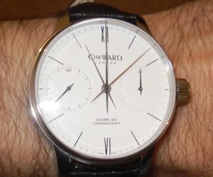 Christopher Ward C900 Mono Pusher Chronograph Watch