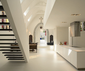Church Converted To Luxury Home